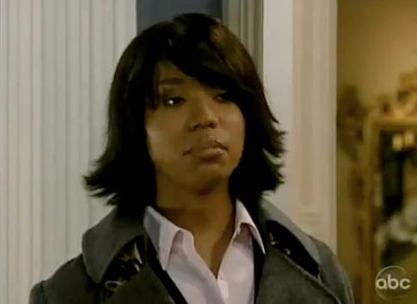 """Tia Dionne Hodge as """"Amelia Bennet"""""""