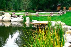 Acreage Pond swim pond