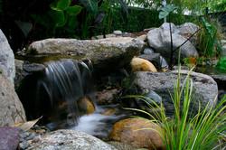 Waterfall water features kamloops