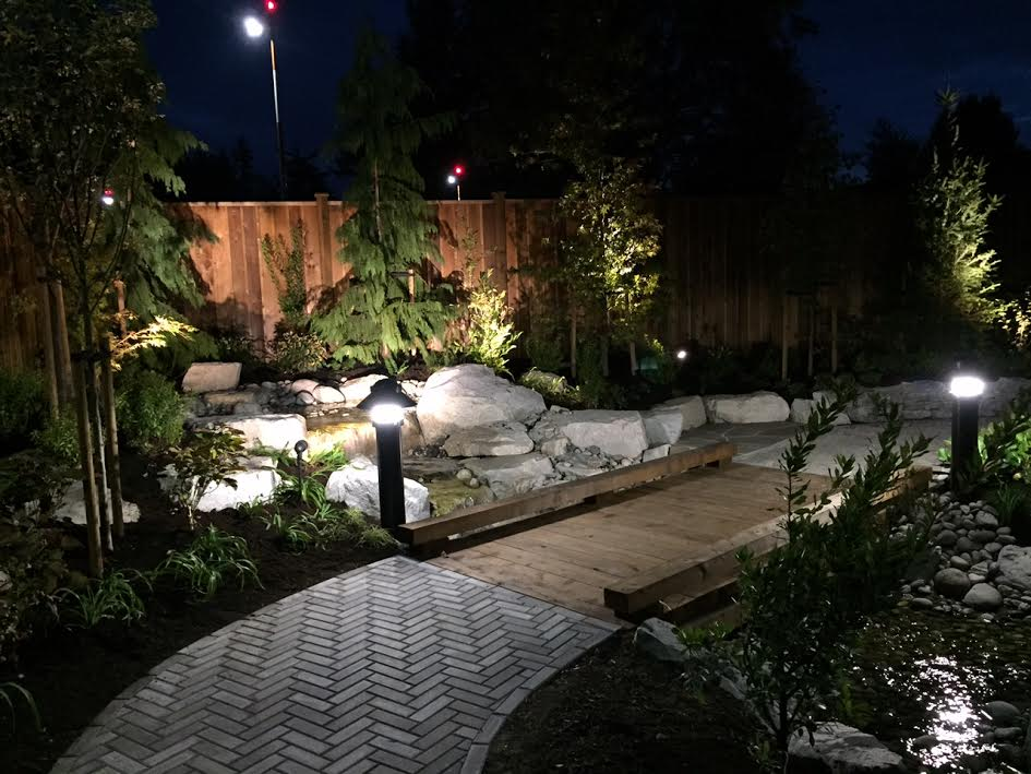 Pond builder kamloops
