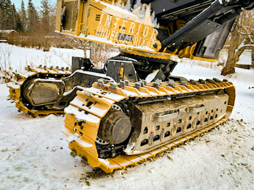 Tigercat 870 Super Extreme Duty Track Groups