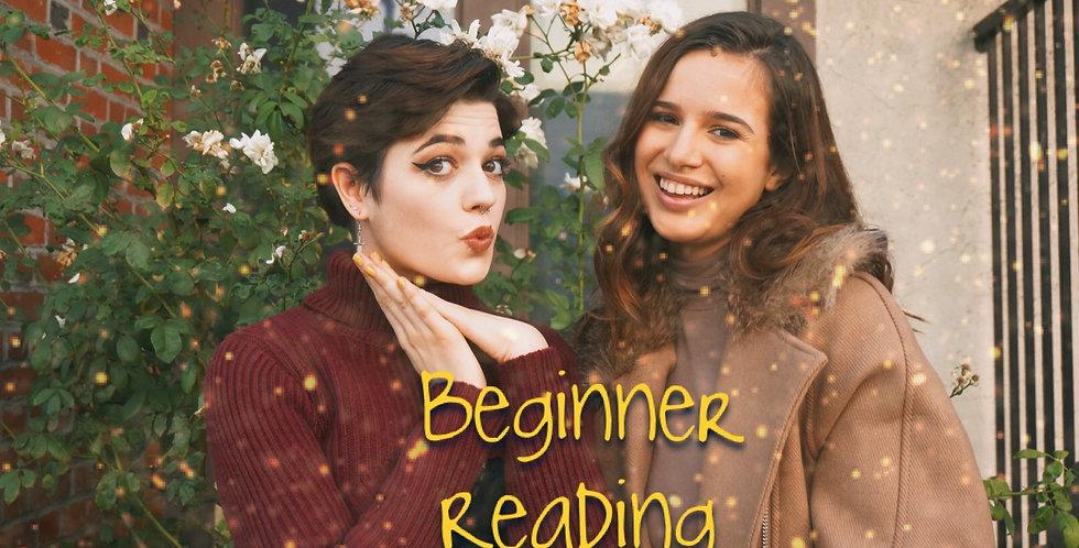 Beginner Chart Reading