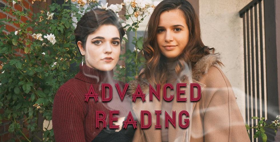 Advanced Chart Reading