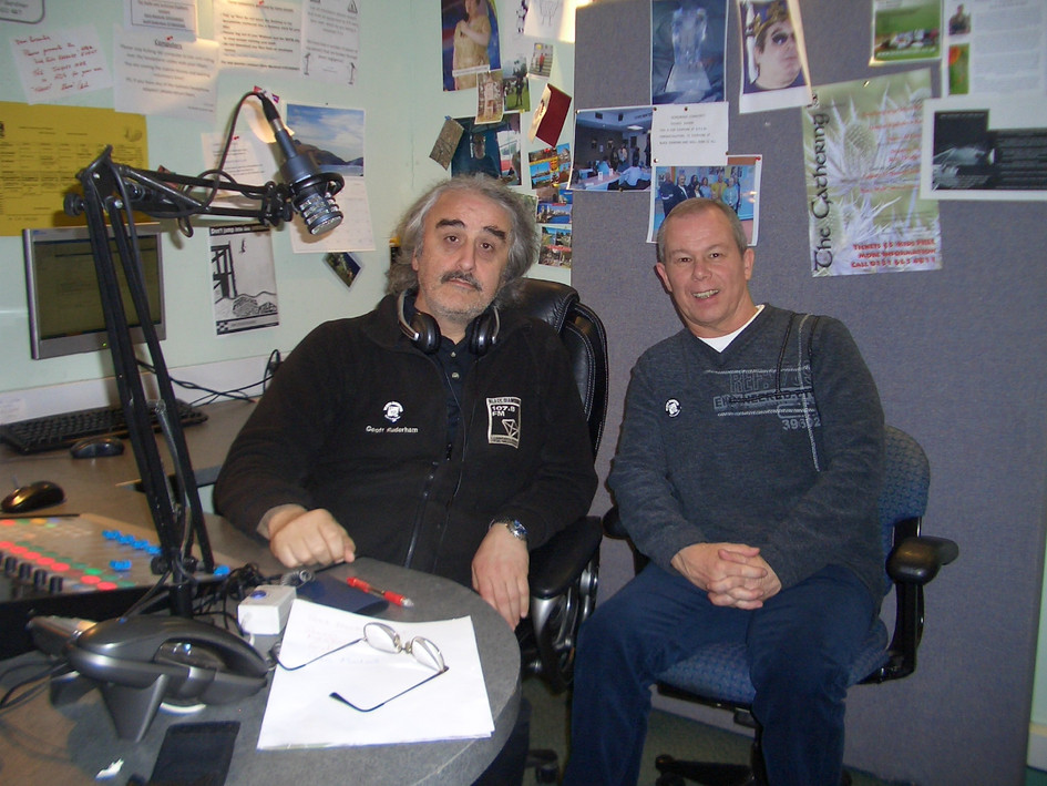 The Sharon Colvin Show (Black Diamond FM)