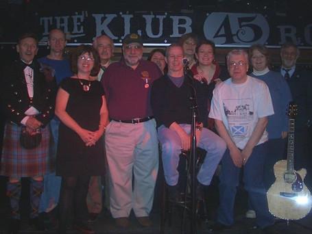 Live at Klub 45, NYC #3