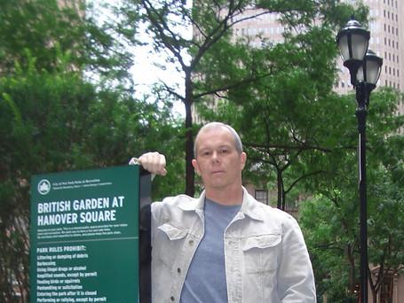 Memorial Garden, NYC