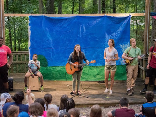 Summer Camps Bring Faith & Fun