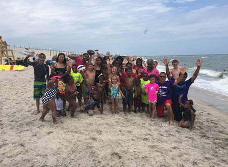 FLAG Camp partners with Eastern Shore's Needs Children