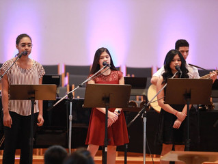 HVA Students Inspire During Sabbath Worship