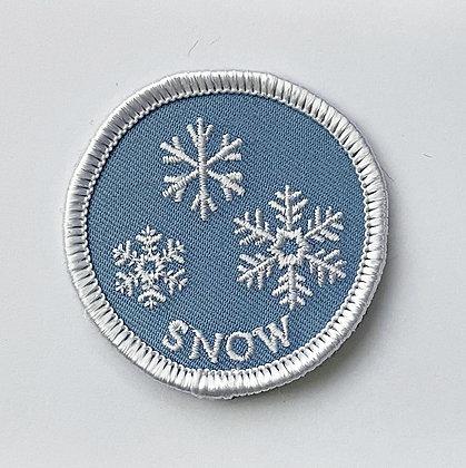 Snow (Adventurer Award)