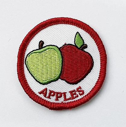Apples (Adventurer Award)