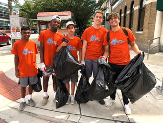 Summer Youth Outreach Program Makes Community Impact