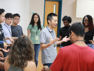 Baltimore Korean Church Holds Youth Rally