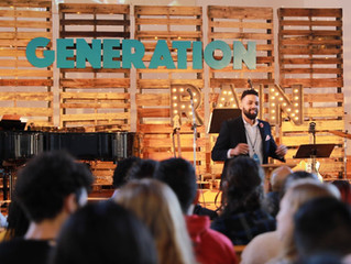 Generation Rain Retreat Draws Nearly 200 Youth