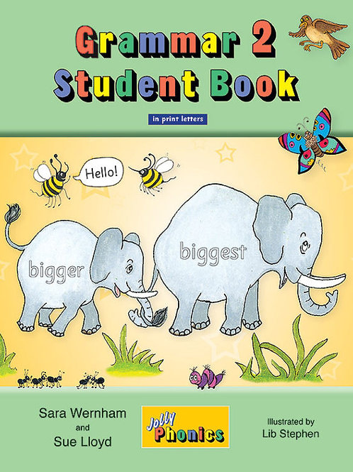 Grammar 2 Student Book (in print letters)