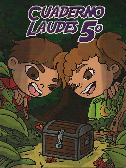Cuaderno Laudes 5: Primaria
