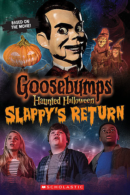 Goosebumps The Movie 2: Reader