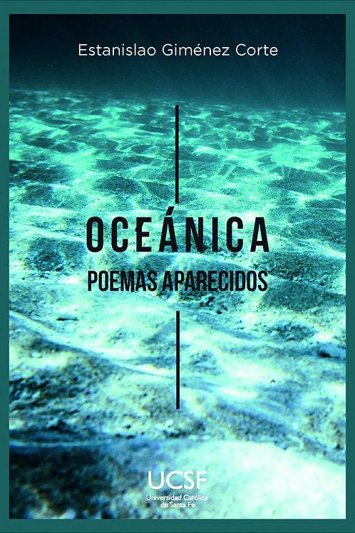 Oceánica: Poemas aparecidos