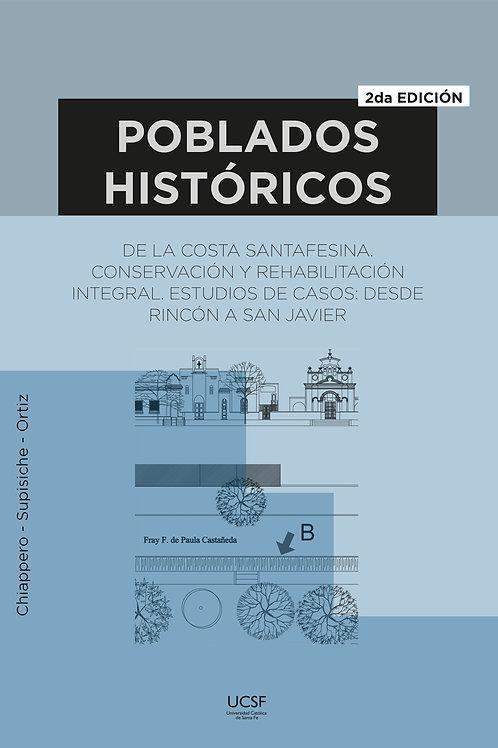 Poblados históricos de la costa santafesina.Conservación y rehabilitación int