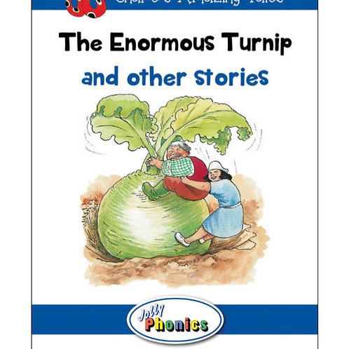 Jolly Phonics Paperback Readers, Level 4 Snake's Amazing Tales (in precursive le