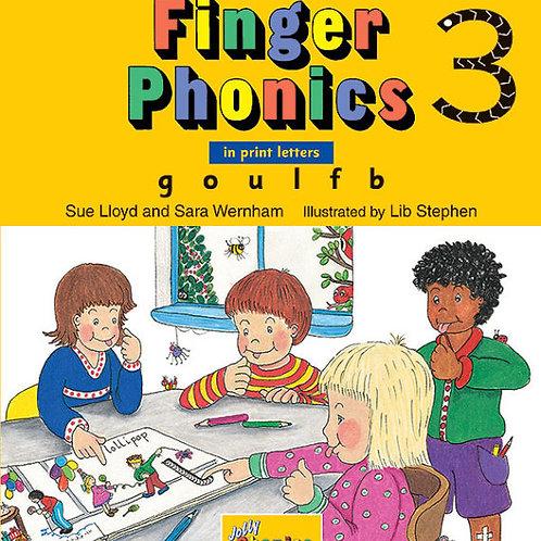 Finger Phonics Book 3
