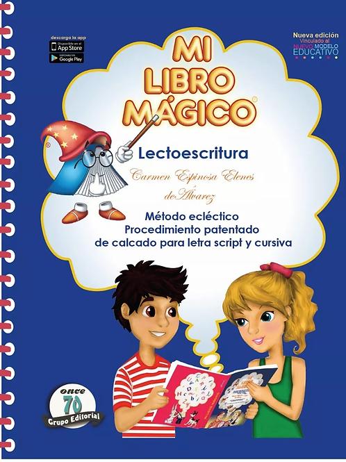 Mi libro mágico: Lectoescritura