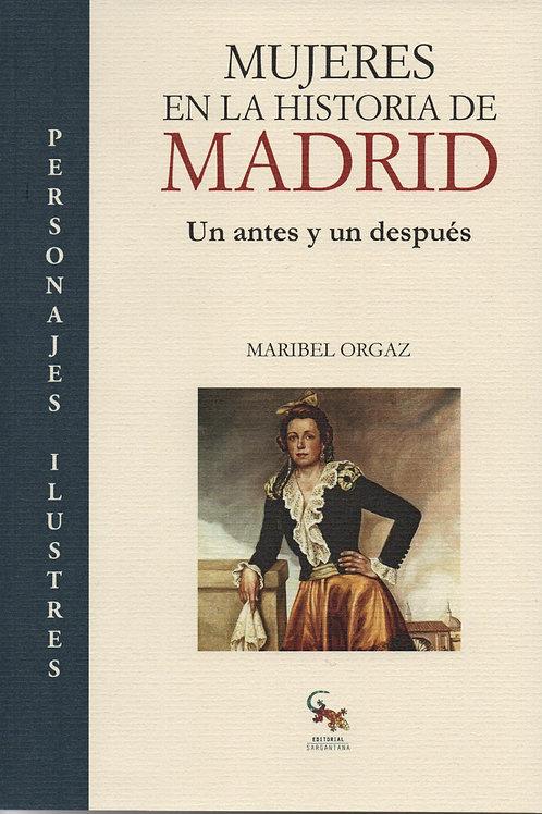 Mujeres en la historia de Madrid