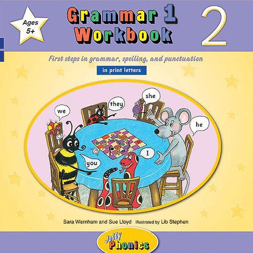 Grammar 1 Workbook 2 (in print letters)