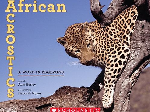 African Acrostics A Word in Edgeways