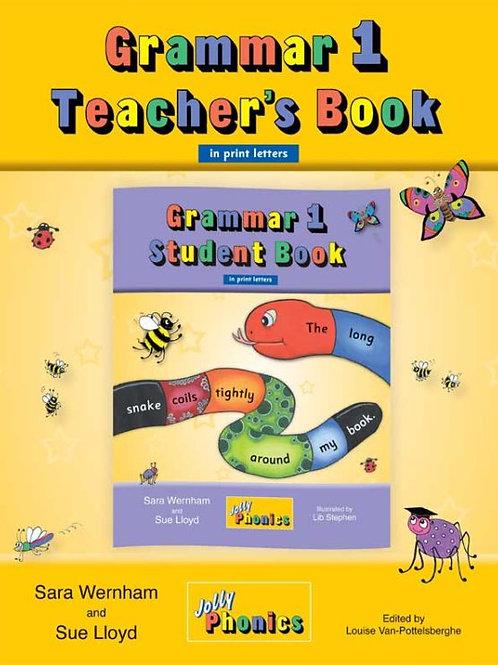 Grammar 1 Teacher's Book (in print letters)