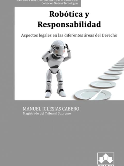 Robótica y Responsabilidad. Aspectos legales en las diferentes áreas del Derecho