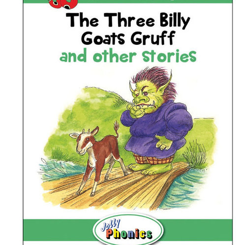 Jolly Phonics Paperback Readers, Level 3 Snake's Amazing Tales (in precursive le