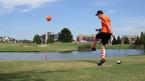 Hoofddorper wordt zevende op WK FootGolf
