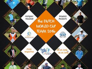 Nederlands WK Team bekend