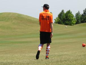 WK FootGolf: spelen om de prijzen, maar vooral ook genieten