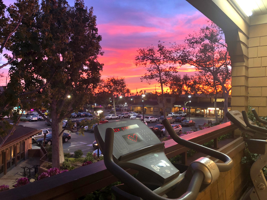 Fitness West Views