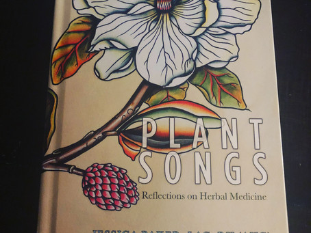 Plant Songs Book Release!