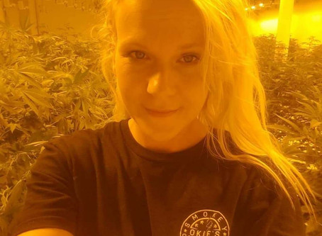 The Herb Walk Podcast Interview with Ellie McDaniel of Smokey Okie's