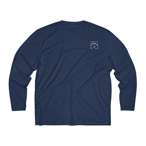 Men's Venture Lives Long Sleeve Quick Dry Tee