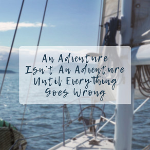 An Adventure Isn't An Adventure...