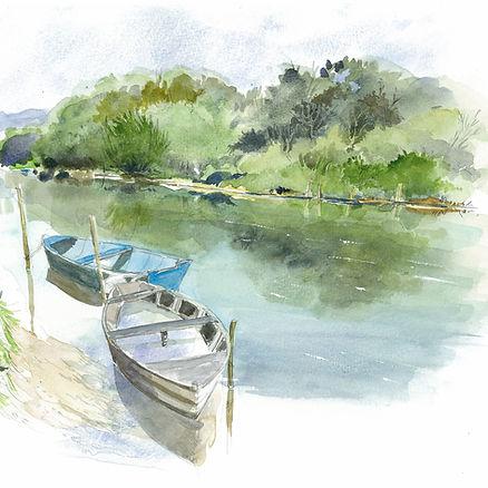 31. les deux barques.jpg