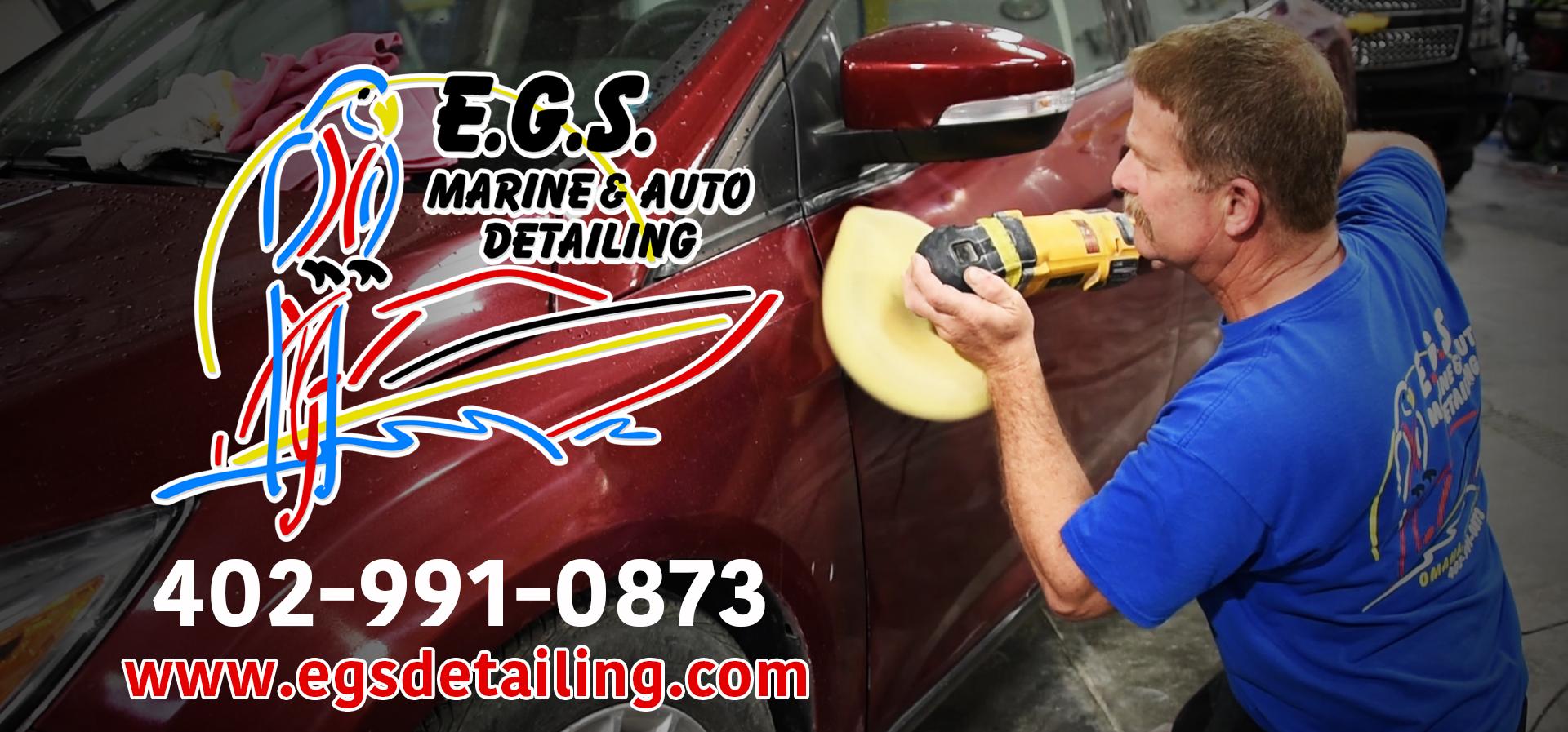 Tree Sap Remover >> EGS Marine & Auto Detailing, Omaha, Nebraska
