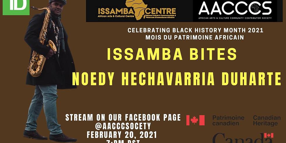 ISSAMBA BITES - NOEDY HECHAVARRIA DUHARTE