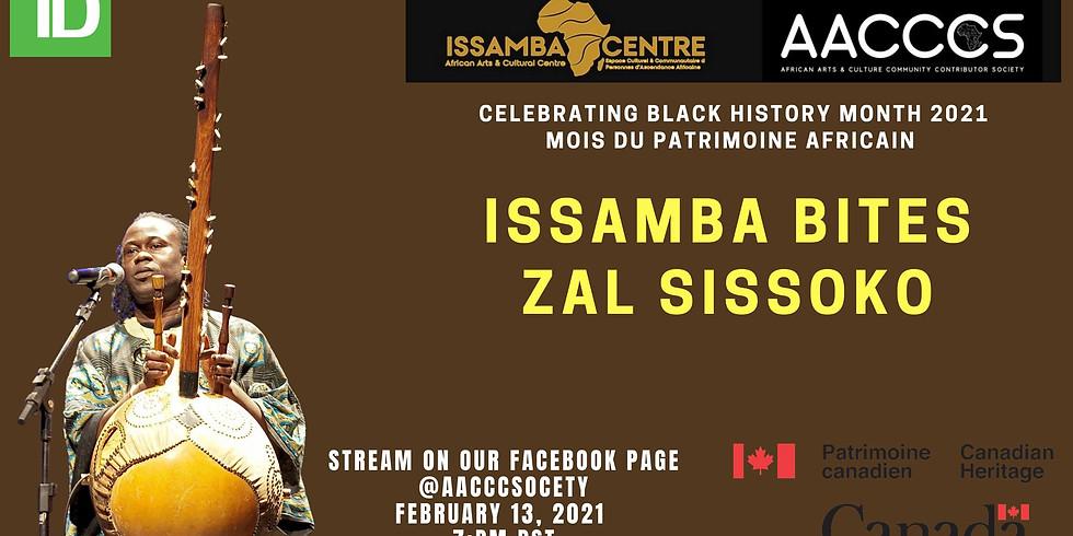 ISSAMBA BITES - Zal Sissoko