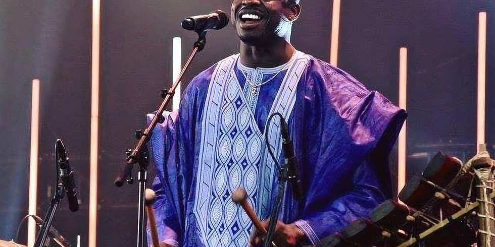 African Cultural Week-ISSAMBA Fest - Kick-Off With MAMADOU DIABATÉ & PERCUSSION MANIA