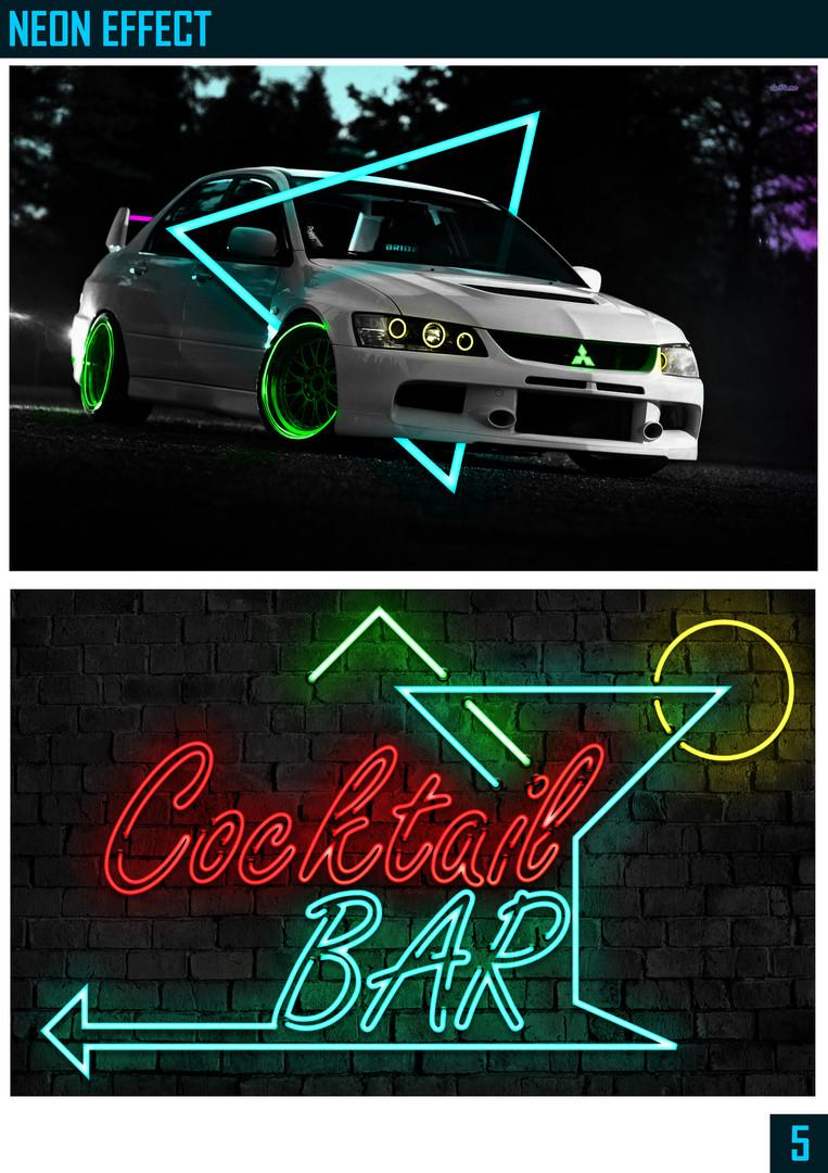Neon Glow Effect