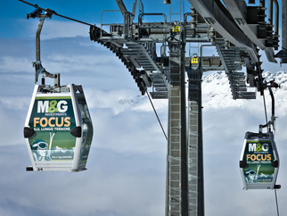 Gondola Wrapping: A unique way to get your brand out there!