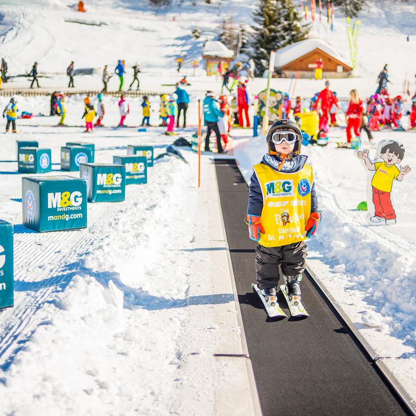 Ski school partnerships