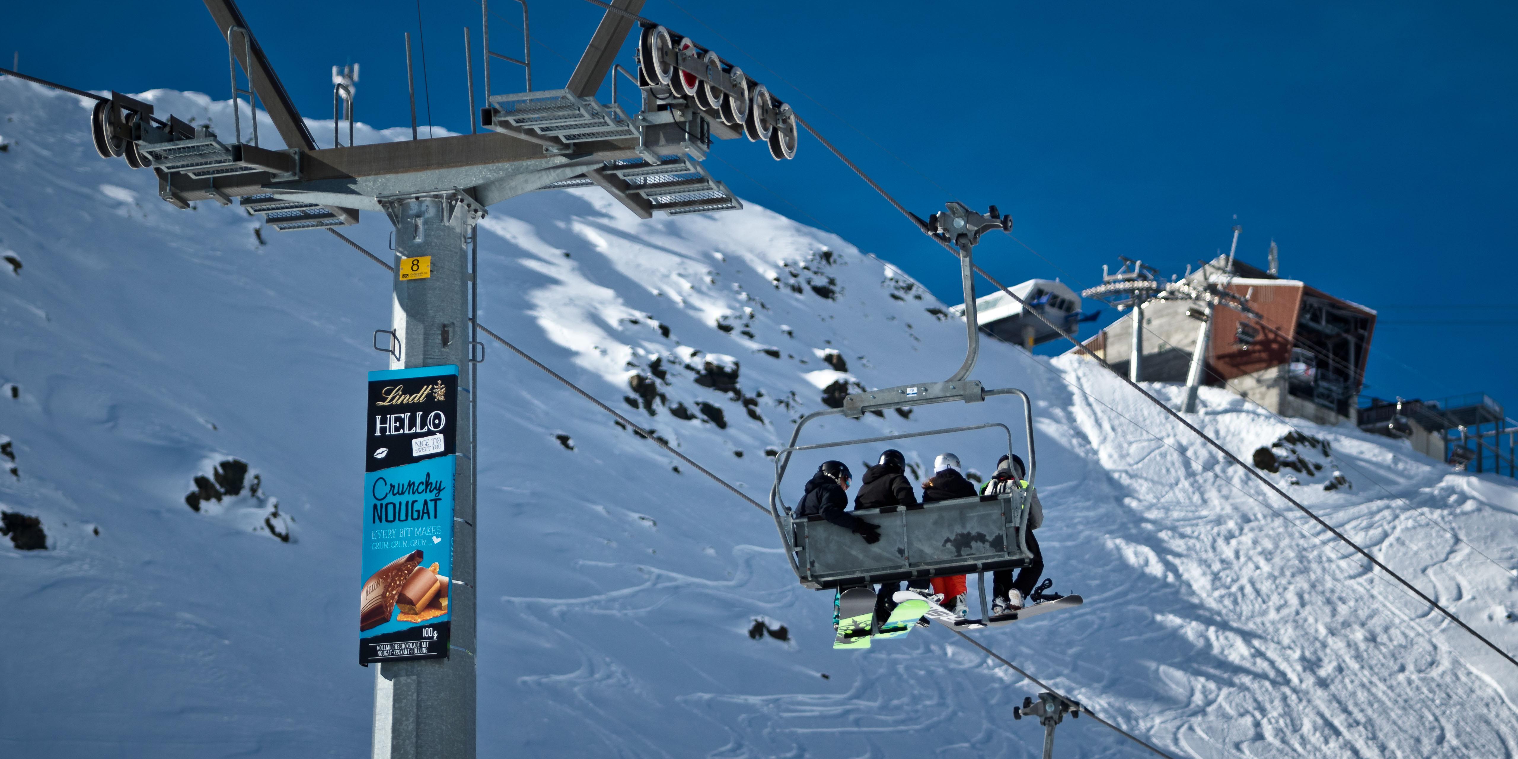Lindt Sprungli - Davos - Alpdest
