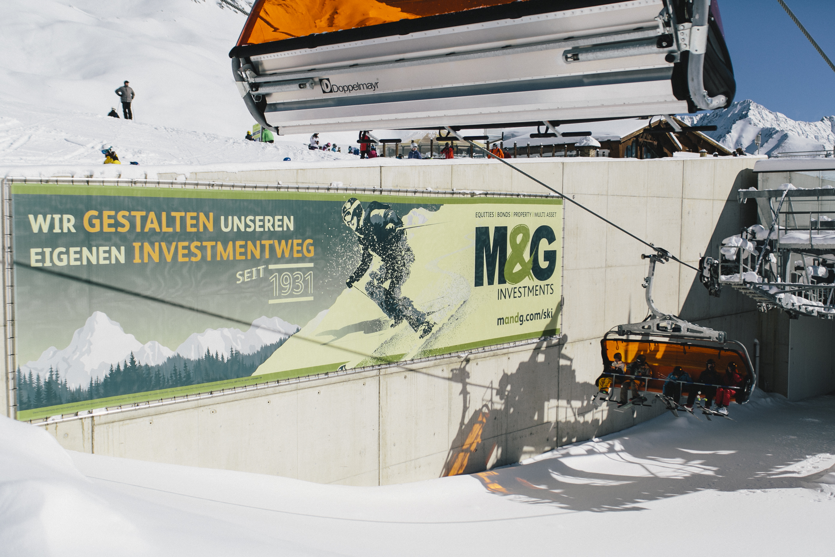 M&G Investments - Alpdest